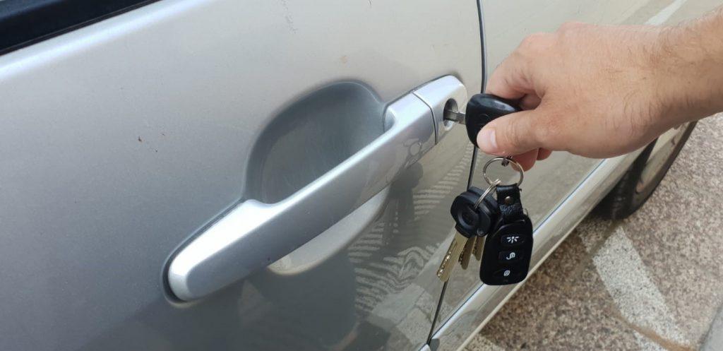 המנעולן שלך - מנעולן רכב בתל אביב