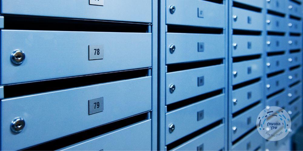 <h3>החלפת מנעול תיבת דואר</h3>