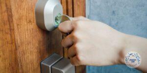המנעולן שלך מנעול לדלת כניסה