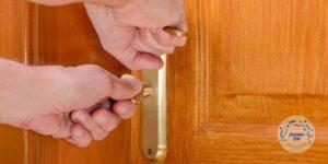 המנעולן שלך מנעול לדלת פנים